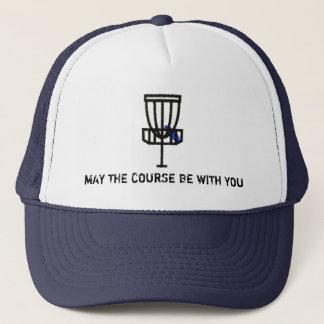Casquette Mai le cours soit avec vous, chemise d'humour de