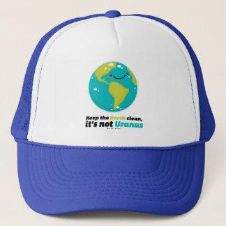 Casquette Maintenez la terre propre