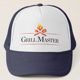 Casquette Maître de gril