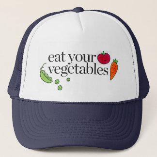 Casquette Mangez vos légumes