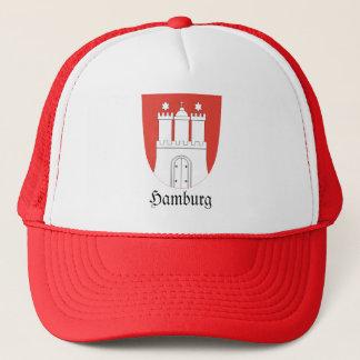 Casquette Manteau de Hambourg Wappen des bras