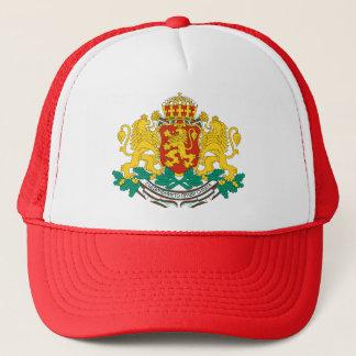 Casquette Manteau de la Bulgarie de détail de bras