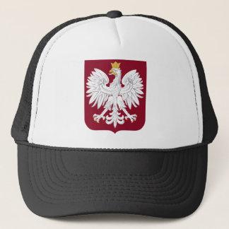 Casquette Manteau de la Pologne des bras