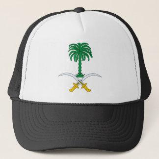 Casquette Manteau de l'Arabie Saoudite des bras