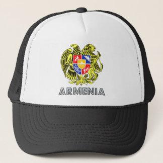 Casquette Manteau de l'Arménie des bras