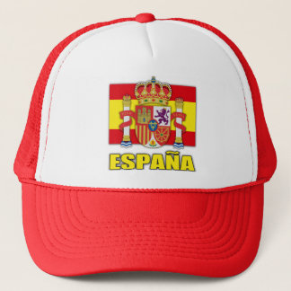 Casquette Manteau de l'Espagne des bras