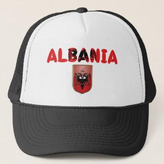 Casquette Manteau des bras albanais