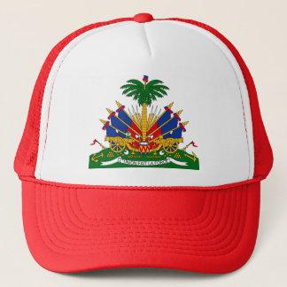 Casquette Manteau du Haïti de détail de bras