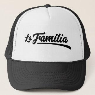 Casquette Marchandises marquées par Familia de La