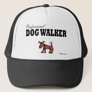 Casquette Marcheur professionnel de chien