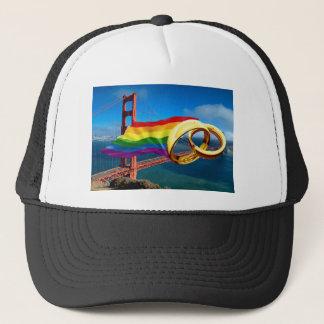 Casquette Mariage homosexuel San Francisco