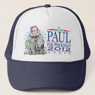 Casquette Mascotte 2012 de GOP de Ron Paul