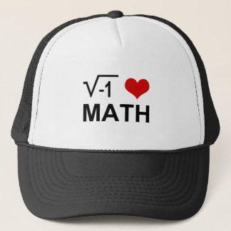 Casquette Maths I <3