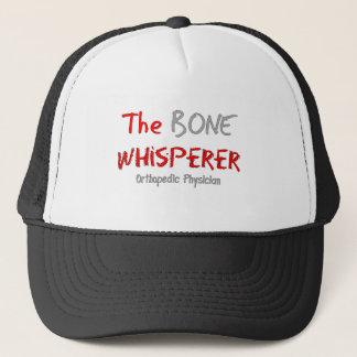 """Casquette Médecin orthopédique """"le Whisperer d'os """""""
