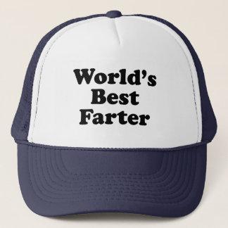 Casquette Meilleur Farter du monde