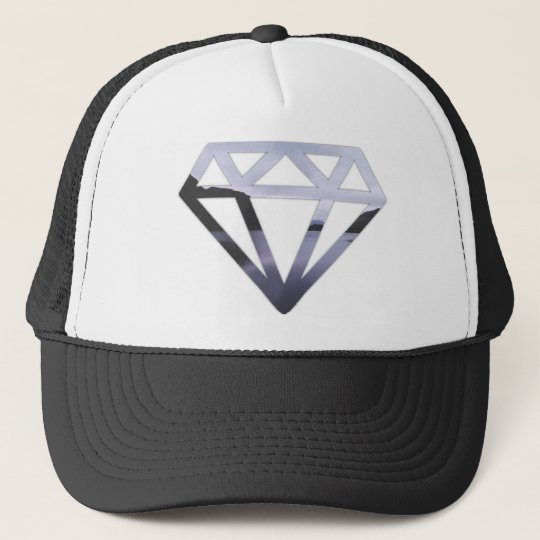 Casquette Mer en diamant