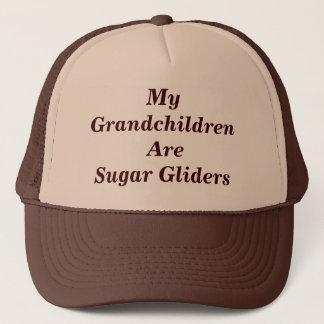 Casquette Mes petits-enfants sont des planeurs de sucre