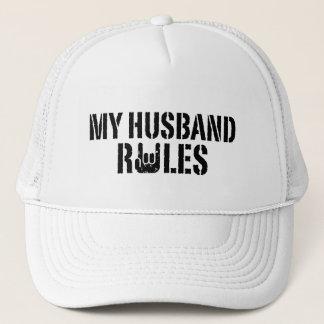 Casquette Mes règles de mari