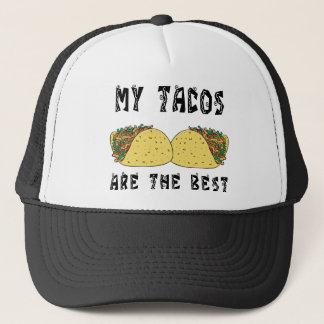 Casquette Mes tacos sont le meilleur