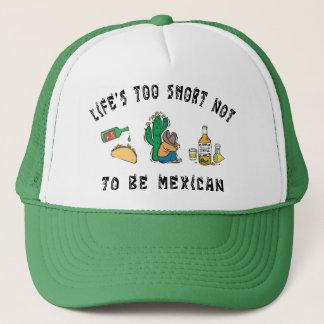 Casquette Mexicain très drôle