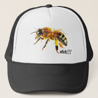 Casquette Miel hawaïen Hustlahs/abeille