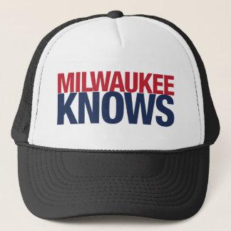 Casquette Milwaukee sait