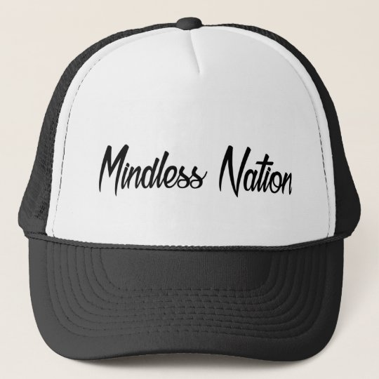 Casquette Mindless Nation Original