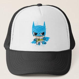 Casquette Mini croquis de Batman