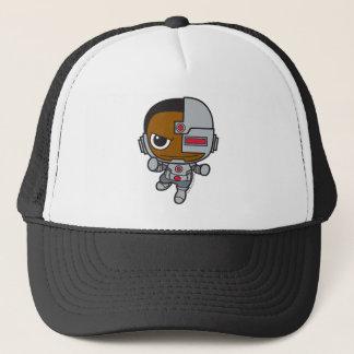 Casquette Mini cyborg
