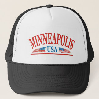 Casquette Minneapolis Minnesota Etats-Unis