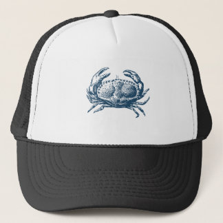 Casquette Miscellaneous - Blue Vintage: Crab