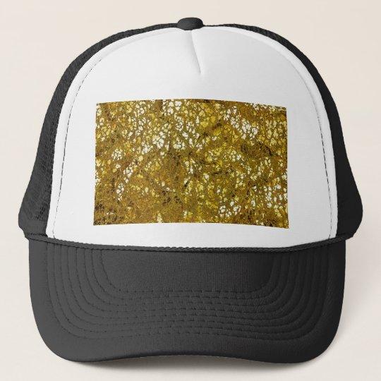 Casquette Miscellaneous - Gold Foil Small Leopard Three