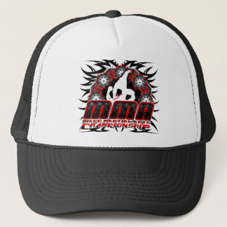 CASQUETTE MIXED MARTIAL ART 04