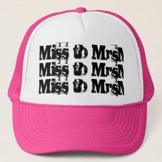 Casquette Mlle à Mme