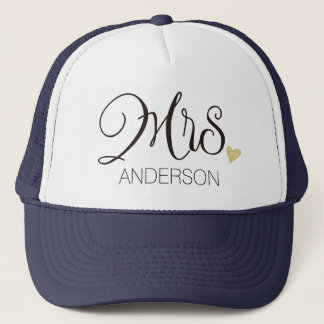 Casquette Mme Calligraphy Personalized-3