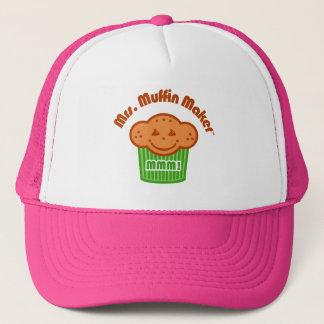 Casquette Mme Muffin Maker