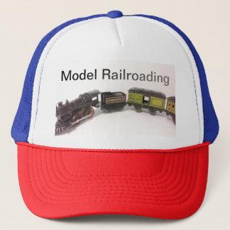 Casquette Modèle-railroading-casquette