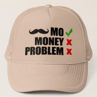 Casquette MOIS, argent, aucun problème