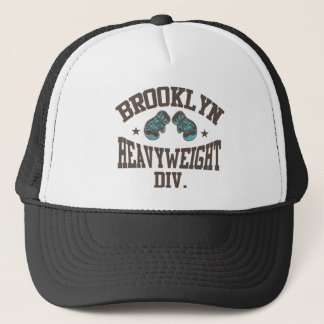 Casquette Moka lourd de district de Brooklyn