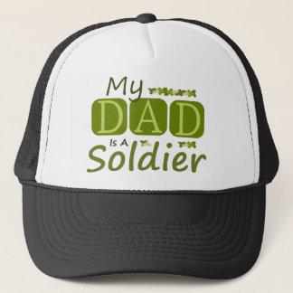 Casquette Mon papa est un soldat