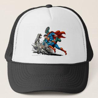 Casquette Monstre de combats de Superman
