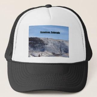 """Casquette Montagne de """"W"""", Gunnison, le Colorado"""