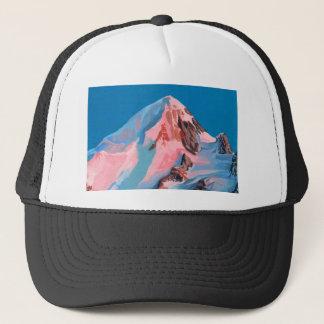 Casquette montagne ensoleillée