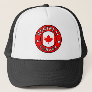 Casquette Montréal Canada