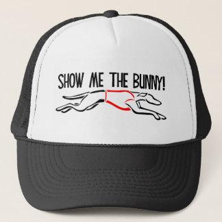 Casquette Montrez-moi le lapin !