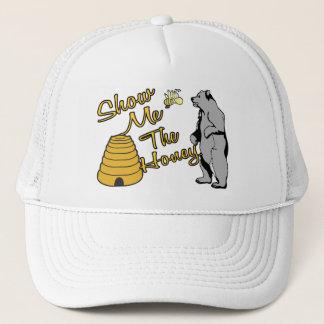 Casquette Montrez-moi le miel