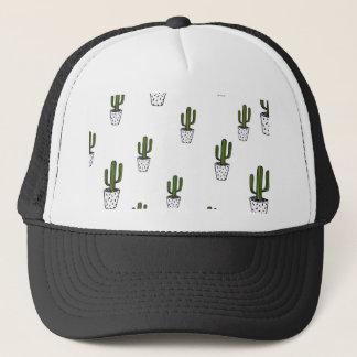 Casquette Motif de cactus