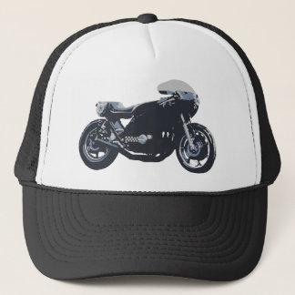 Casquette Moto classique de coureur de café