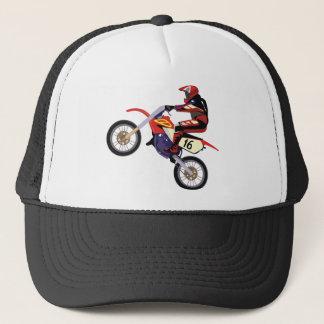 Casquette Motorcross