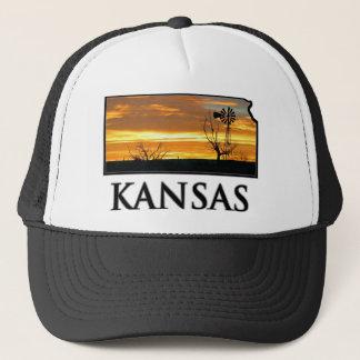 Casquette Moulin à vent de ferme du Kansas